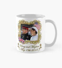 Prince Harry und Meghan Markle Königliche Hochzeit Tasse