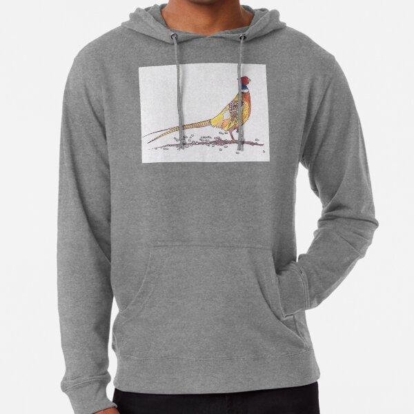 Pheasant in Caithness Lightweight Hoodie
