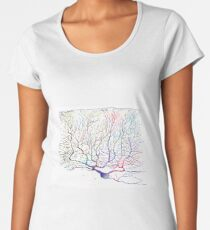 Purkinje Neuron Women's Premium T-Shirt