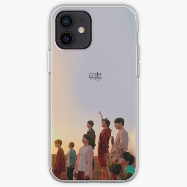 BTS Love Yourself: Tear Fake Love iPhone Soft Case