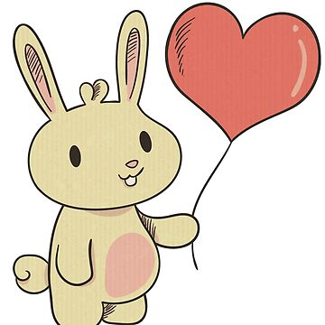 Cute Bunny by Pachorriento