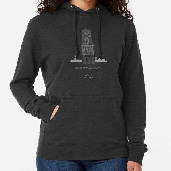Chicago Board of Trade Lightweight Hoodie