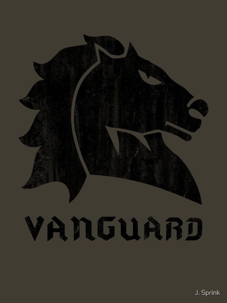 Vanguard by DamianXero