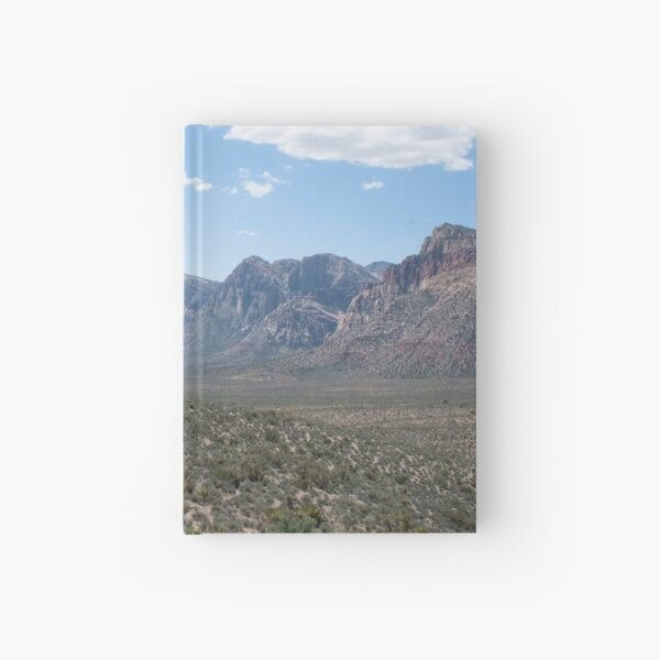 Red Rock Canyon Hardcover Journal