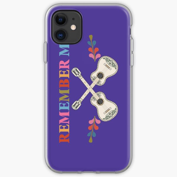 Remember Me iPhone Soft Case