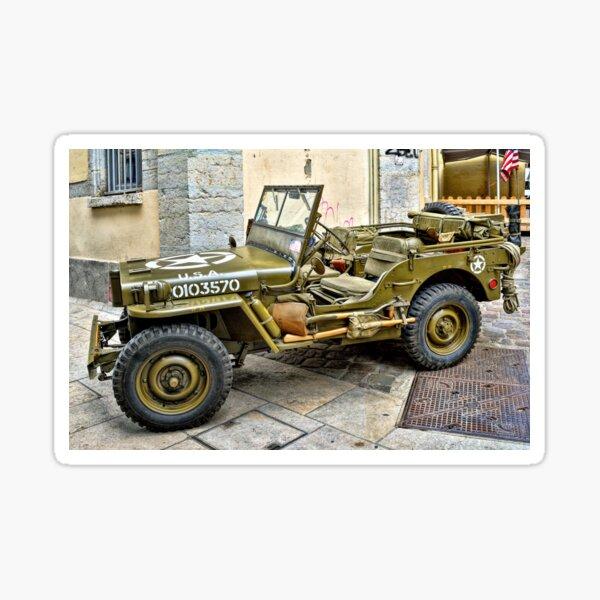Lyon, France, 1944 Sticker