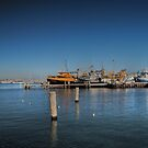 Fremantle fishing fleet. by adbetron