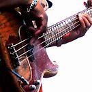 Bass Player by script