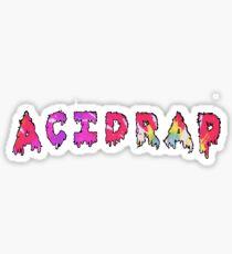Rap Chicago  Sticker