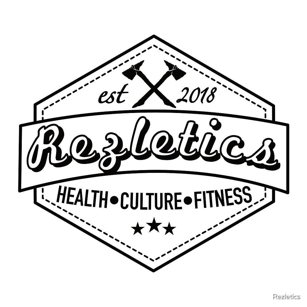 Rezletics - Health•Culture•Fitness by Rezletics