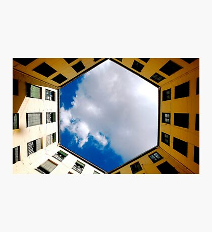 LOOKING UP Photographic Print