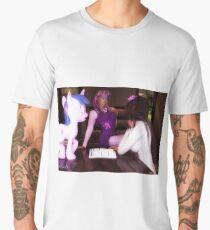 Maya Doi and Twilight Sparkle (Study Fun Time) Men's Premium T-Shirt