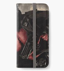 Höllenjunge iPhone Flip-Case/Hülle/Skin