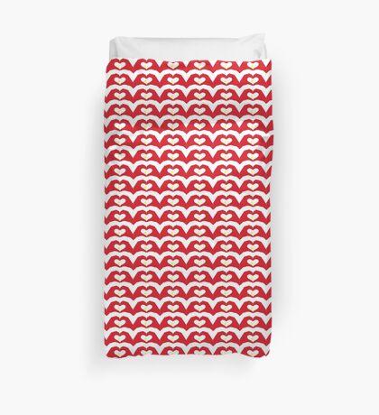 We Heart China Patriot Flag Series Duvet Cover
