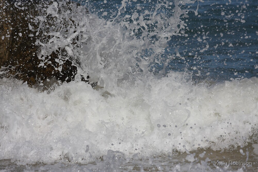 Splashed by Kelly Robinson