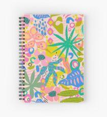 Summer Funk Spiral Notebook