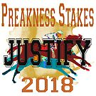 143rd Preakness 2018 Justify by Ginny Luttrell