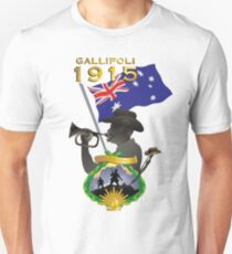 Gallipoli 1915 Unisex T-Shirt