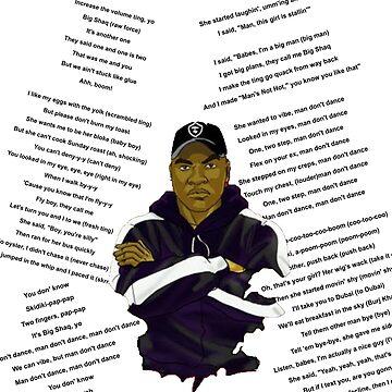 Big Shaq Lyrics by Matucho
