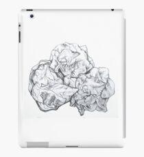 Paper and Plastic iPad Case/Skin