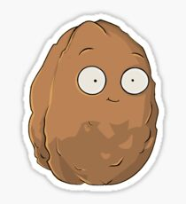 Walnut Sticker