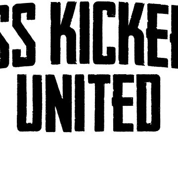 Ass Kickers United von HallinAss