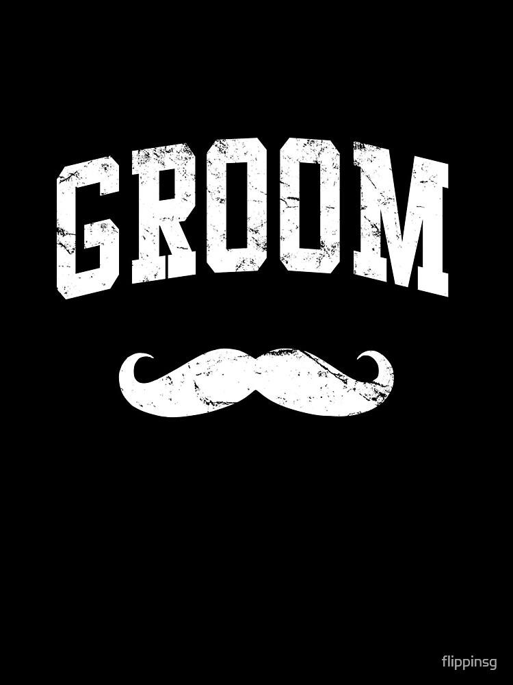 Groom Shirt by flippinsg