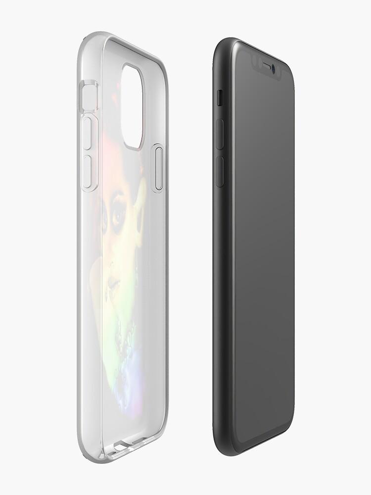 coque iphone 8 gucci - Coque iPhone «Sabrina», par JLHDesign