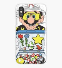 Pop Art - Mario Fear and Loathing iPhone Case