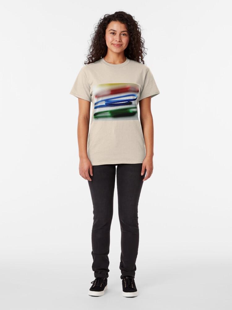 Alternate view of Clip Art! Classic T-Shirt