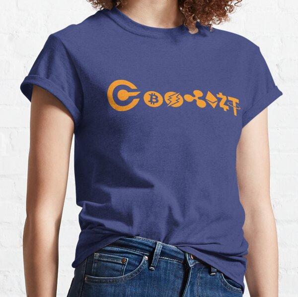 "Crypto: ""Coexist"" Classic T-Shirt"