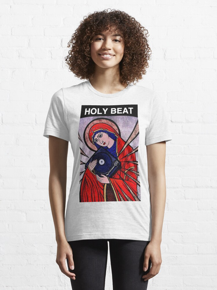 Alternate view of Holy Beat  Essential T-Shirt