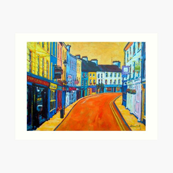 Clonakilty, Cork Art Print