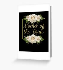 Mother Of The Bride Greeting Cards Redbubble