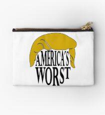 Americas Worst - Trump Studio Clutch