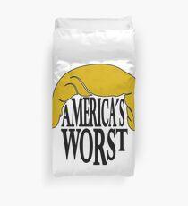 Americas Worst - Trump Bettbezug