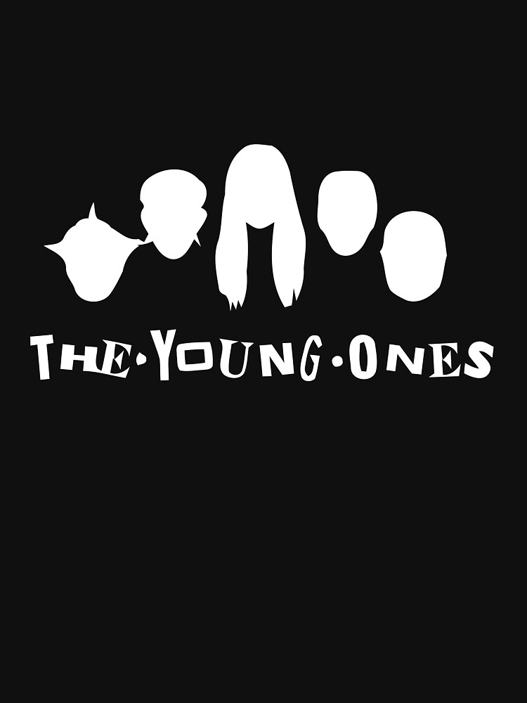 The Young Ones - Dark Colours | Unisex T-Shirt
