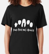 The Young Ones - Dark Colours Slim Fit T-Shirt