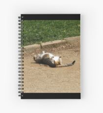 Wake up time! Spiral Notebook