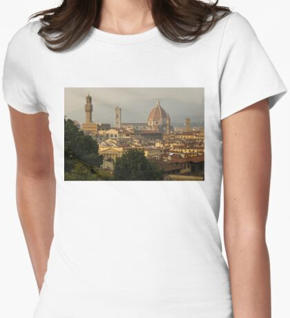 Hot Summer Afternoon in Florence, Italy T-Shirt
