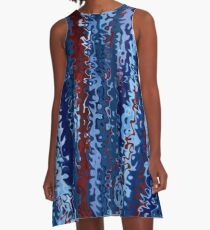 Fill the Void A-Line Dress