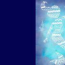 Tribal Mermaid by FairyNerdy