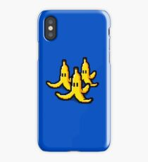 Pixel Banana Skin iPhone Case