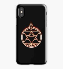 The Flame Alchemist iPhone Case