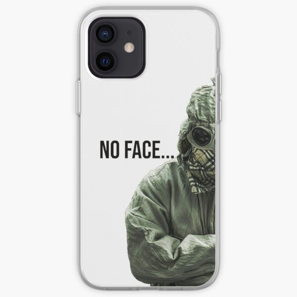 No Face Aucun cas Hooligan Goggle Ultra Coque souple iPhone