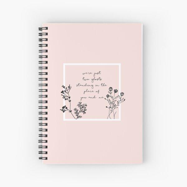 Harry Styles Cuaderno de espiral