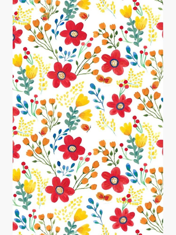 Summer flowers by artiisan