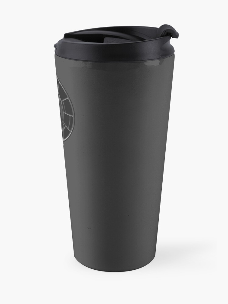 Alternate view of Hand of the Sith Travel Mug