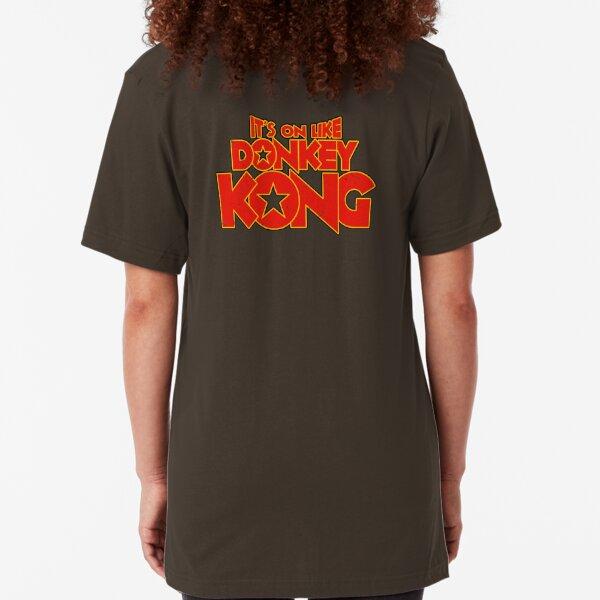 It's on like Kong! Slim Fit T-Shirt