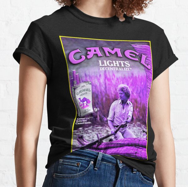 CAMEL VINTAGE PROMO - chopped and screwed Classic T-Shirt